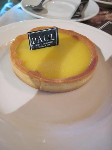 Paul Lemon Tart