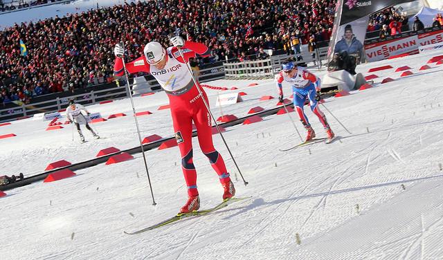 Vintersport på TV