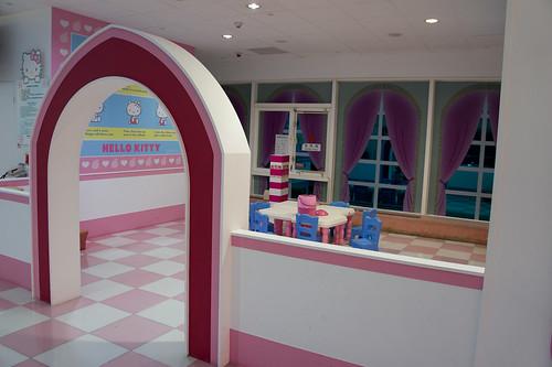 還有蘿莉專用活動室