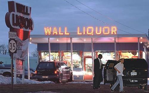wallLiquor