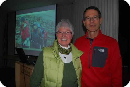 Linda and David Burtis