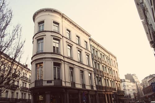 Brussels corner III