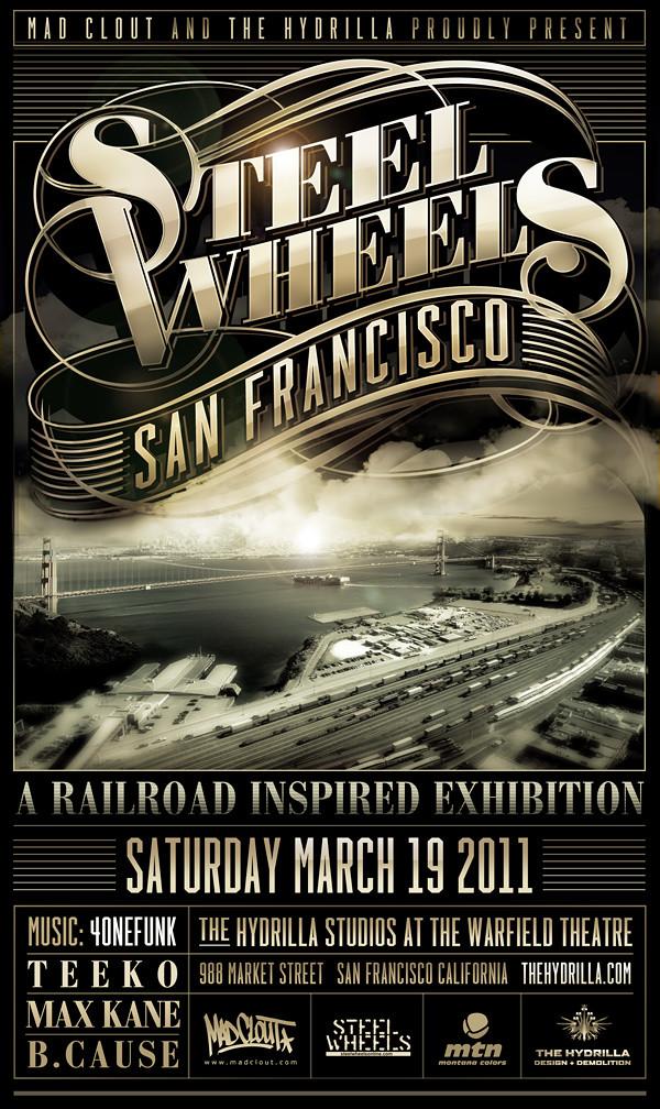 Steel Wheels SF 2011