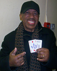 Ben E King Supporting Great Ormond Street Childrens' Hospital
