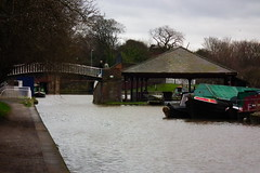 2011_03110011 (s wainwright) Tags: england canal cheshire chester nwengland