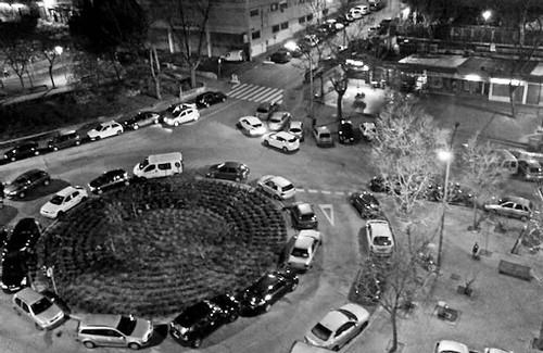 193/365 En la ciudad sobran coches