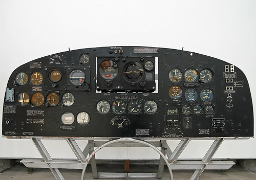 Douglas C-47 Panel (Sprayer)