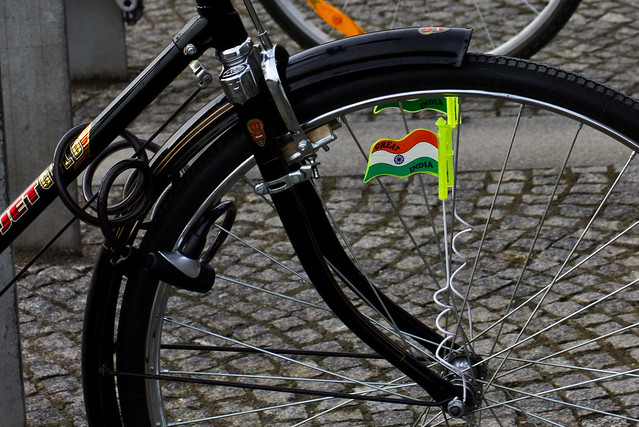 India Hero Bicycle 01