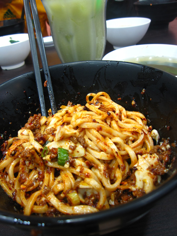 Chili Pan Mee