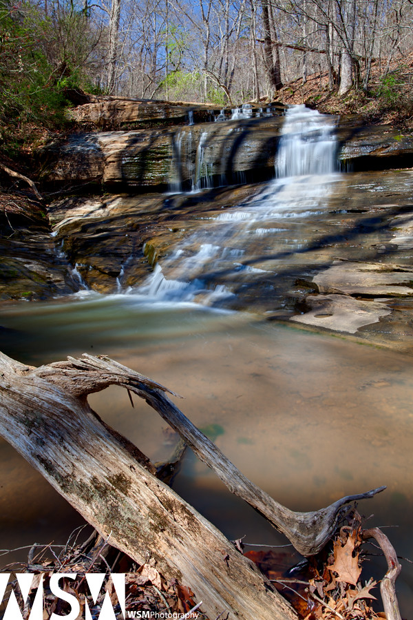 Alcovy Lower Falls