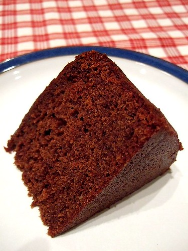 chocolate yogurt cake 4