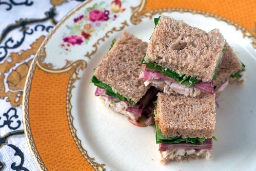 Queen Alexandra's Sandwiches