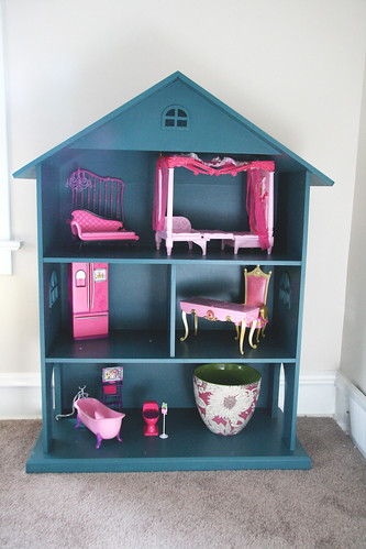 After: Eliza's Dollhouse