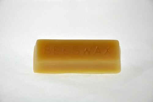 1 oz bees wax bar by Thien Gretchen, on Flickr
