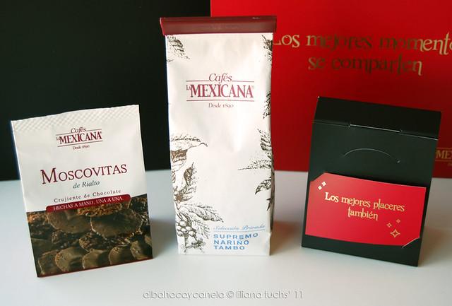 Moscovitas y Café La Mexicana