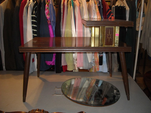 Mid Century Endtable