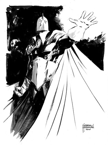 Dr Fate by Gabriel Hardman