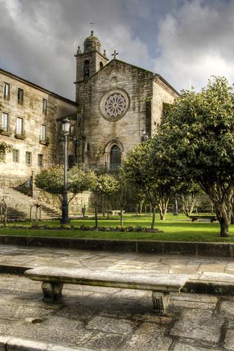 San Francisco convent. Pontevedra. Galicia. Convento de San Francisco