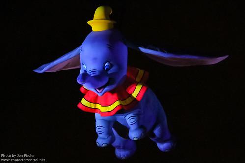 Dumbo At Disney Character Central