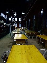 Soul Kitchen??? (SynthWriter) Tags: sedie ristorante tavoli capannone italia150 officineogr