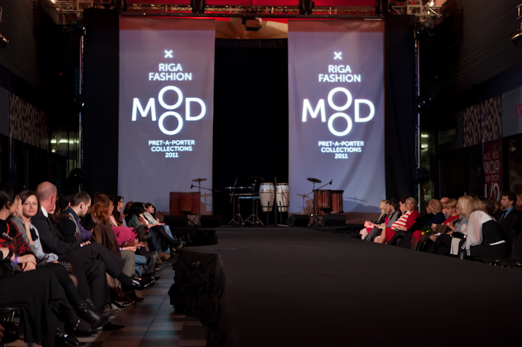 Riga Fashion Mood 2011 Opening