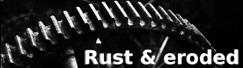Rust & eroded Group