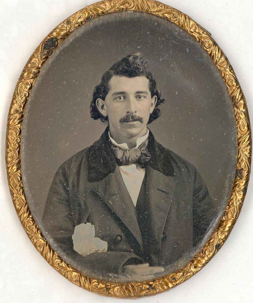 French Gentleman Daguerreotype