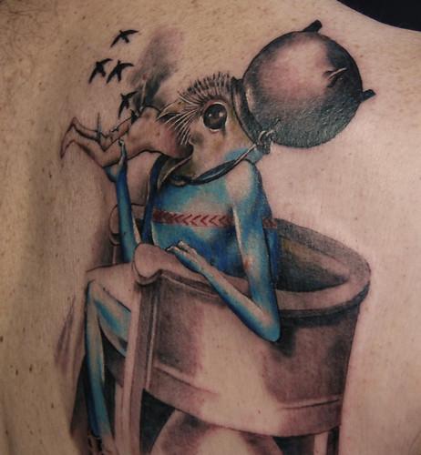 Flickriver Allen Tattoo S Most Interesting Photos