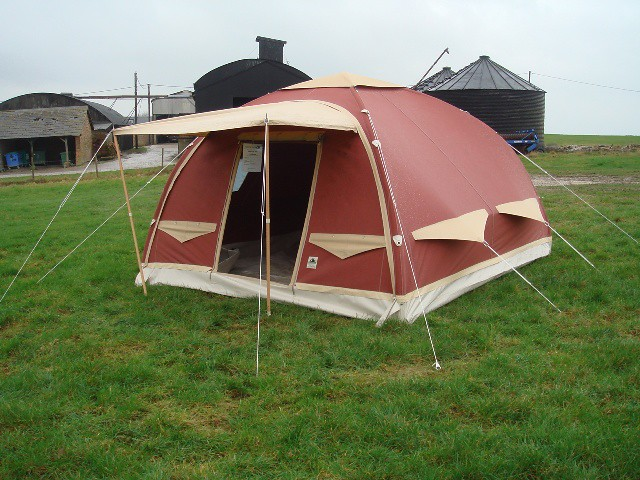 Karsten Inflatable Tent Amp Quechua Tent