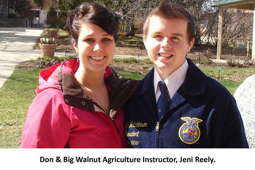 Don & Instructor, Jeni Reely