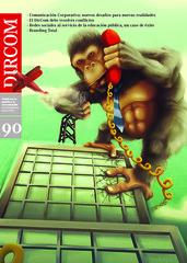 Tapa de DIRCOM N° 90 - marzo de 2011