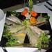 Nghệ thuật trang trí ẩm thực Huế - Bánh tráng cuốn