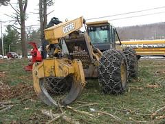 DSCF4705 (M.Bouzakine) Tags: forestry logging valmet skidder timberpro knuckleboomloader 445exl deere648g