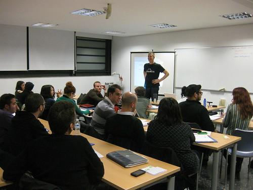 taller de autoproducción y netaudio (Universitat de València)