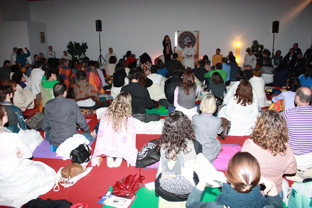 XII Congreso de Yoga de Gijón 020