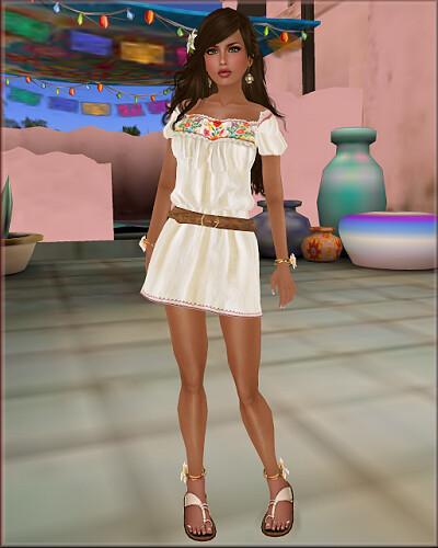 Latin Lolita Oleander