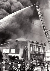 Greater Alarm2425 s Crawn Ave. 1970s Photo by Phil McBride Box 15 club of LA