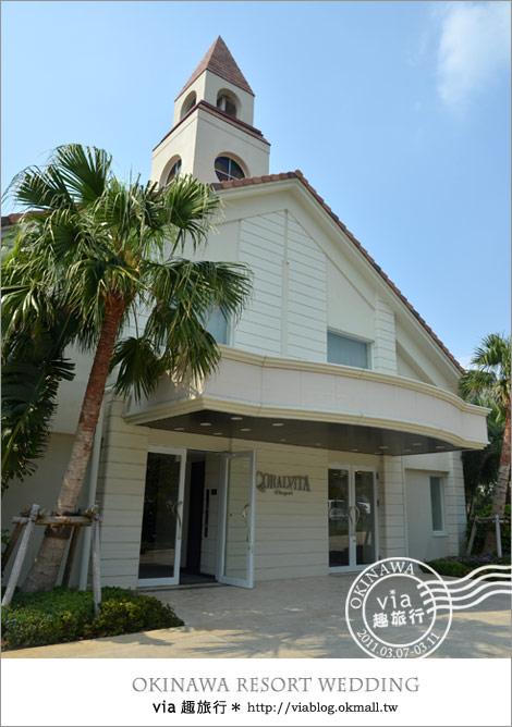 【沖繩教堂】沖繩美麗教堂之旅~Aquagrace、Aqualuce、Coralvita教堂21