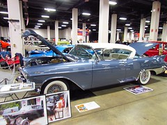 2011 World of Wheels in Boston (mike01905) Tags: worldofwheels boston 2011worldofwheels 1957 cadillac eldorado