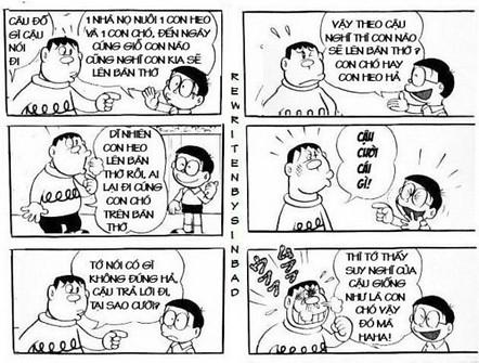 5584484380 039745208c z Truyện Cười Nobita Doremon