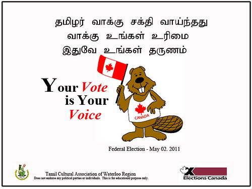 canada vote 2011