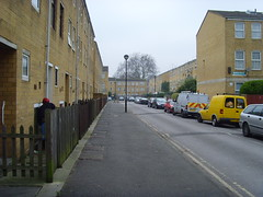 Estate life - East London (bbcworldservice) Tags: world great bbc service olympics expectations 2012 hackneyeastlondon