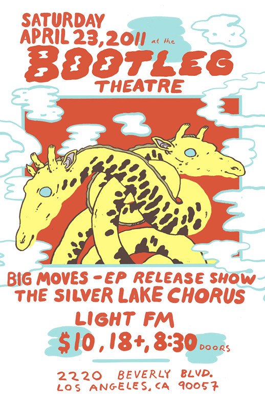 Big Moves' EP Release Show