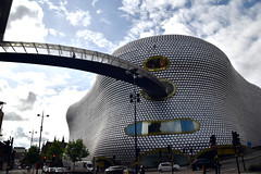 Selfridges Store (Manoo Mistry) Tags: birmingham midlands birminghamuk central architecture selfridges selfridgesstore disc bridge birminghampostandmail abstract