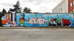 ASIT, Time, Mista, Mad Juice, Venom / Kaarderijstraat - 3 okt 2016 (Ferdinand 'Ferre' Feys) Tags: gent ghent gand belgium belgique belgië streetart artdelarue graffitiart graffiti graff urbanart urbanarte arteurbano bertvuylsteke asit venom mista madjuice time