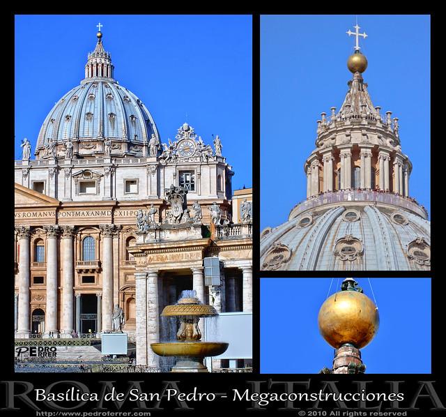 Roma - San Pedro - Megaconstrucciones