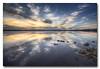 Laguna Salada de Torrevieja 2 (Alicante) (jose.singla) Tags: sunset españa sun color sol water valencia sunrise canon landscape atardecer spain agua sigma paisaje alicante amanecer nubes reflejo laguna reflexions 1020 reflexion salina torrevieja 400d josesingla