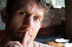 Wisp (CarbonNYC [in SF!]) Tags: january me portrait takenbybryon eyes blueeyed man carbonnyc carbonsf