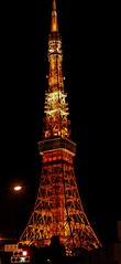 Tky taw (Florent Chevalier) Tags: tower japan tokyo asia  asie japo japon giappone  japani jepang  japonia tky  japonya bn  nht jaapan japonska japonsko   japonija  japna taw