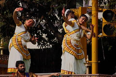 Mohiniattam @ Republic Day Parade (sanjay6502) Tags: delhi parade orissa 26january odissi republicday danceform sanjay6502